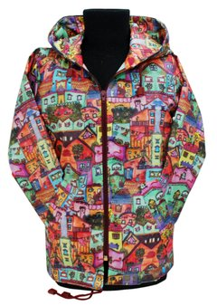 Campera de Abrigo KIDS Casitas