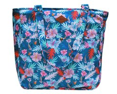 Bolso Gala Flor China Azul