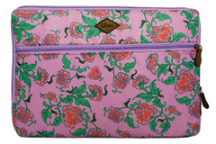Funda Notebook Oriente Rosa