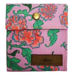 Billetera Pocket Oriente Rosa Viejo