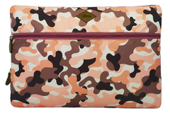 Funda Notebook Camuflado Rosa