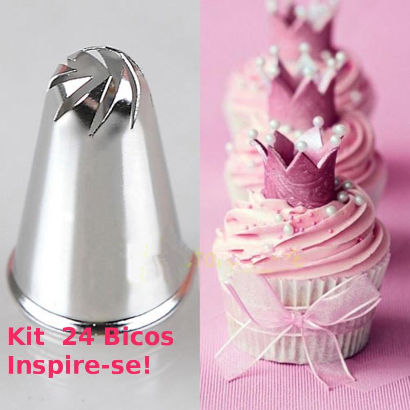 Nozzle Design Cake