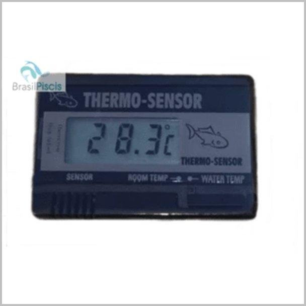 SODIAL Digital LCD Termometro interior Higrometro Humedad