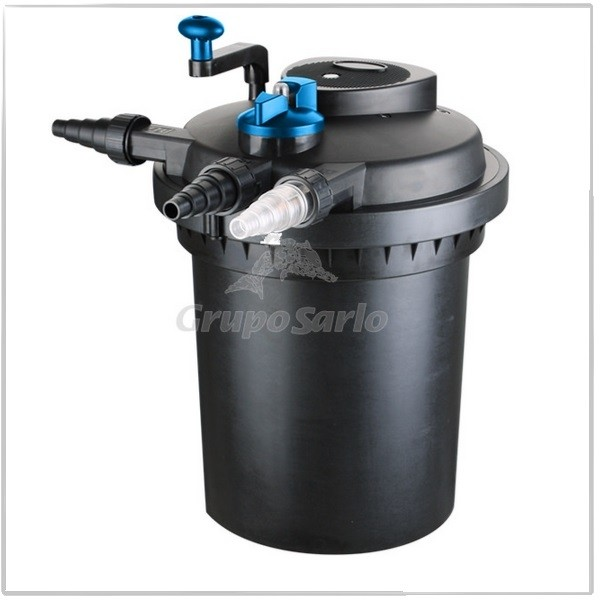 Puri press 10k 110v 220v filtro para lagos e piscinas for Filtro piscina natural