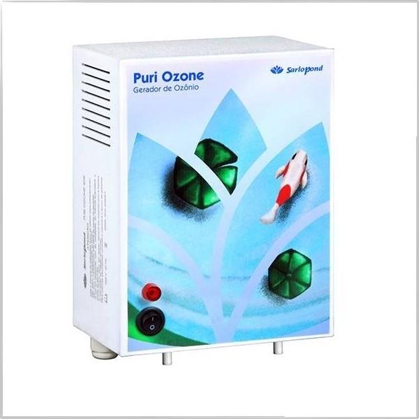 Ozone 40K ( 220V ) - Ozônio para esterilização de piscinas e lagos