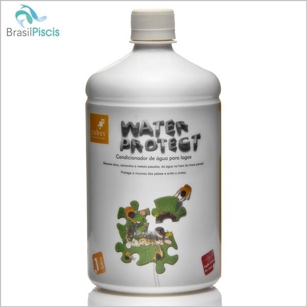 WATER PROTECT 1L - condicionador de água p / lagos e piscinas