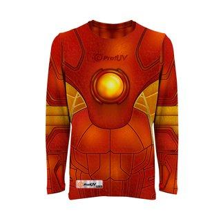Camisas UV Infantil Super-Heróis HF