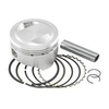 KIT PISTON HONDA NX4 FALCON / STD