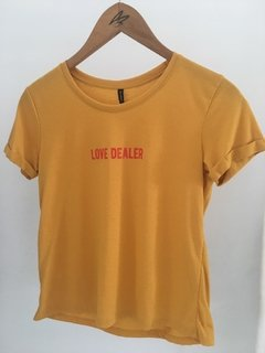 Remera LOVE DEALER - comprar online