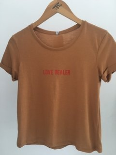 Remera LOVE DEALER