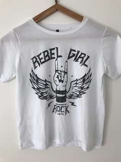 Remera REBEL GIRL - comprar online