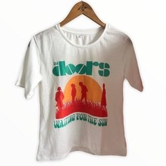 REMERA THE DOORS - comprar online