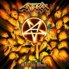 Anthrax - Worship Music (Nac/1 Bonus)