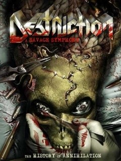 Destruction - A Savage Symphony - The History Of Annihilation (DVD/CD) (Nac)