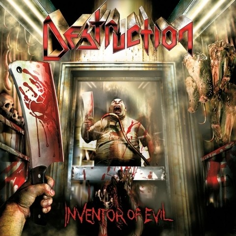 Destruction - Inventor Of Evil (Nac)