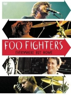 Foo Fighters - Everywhere But Home (DVD/Nac)