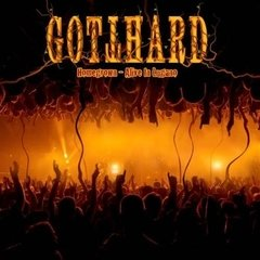 Gotthard - Homegrow: Alive In Lugano (CD/DVD) (Nac)