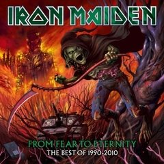Iron Maiden - From Fear To Eternity - The Best Of 1990-2010 (Nac/Duplo)