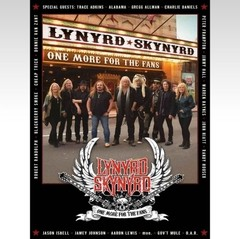 Lynyrd Skynyrd - One More For The Fans (DVD/Nac)