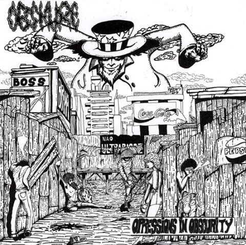 Obskure - Opressions In Obscurity (Nac/Compacto 7