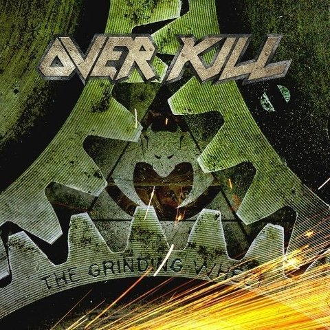 Overkill - The Grinding Wheel (Nac/Digipack/1 Bonus)