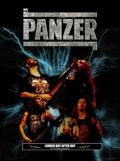 Panzer - Louder Day After Day: Live Panzer Experience (DVD/CD) (Nac/Paper Sleeve)