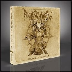 Rotting Christ - Lucifer Over Athens (Nac/Duplo/Digipack) - comprar online