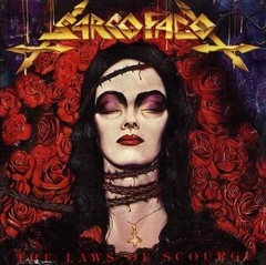 Sarcofago - The Laws Of Scourge (Vinil/180 gramas/Capa gatefold/Imp)