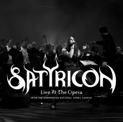 Satyricon - Live At The Opera - With The Norwegian National Opera Chorus (Nac/Digipack) (2CDS/1DVD)