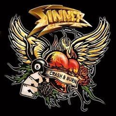 Sinner - Crash And Burn (Nac)