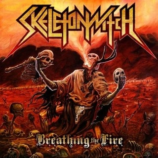Skeletonwitch - Breathing The Fire (Imp/Arg/Digipack)