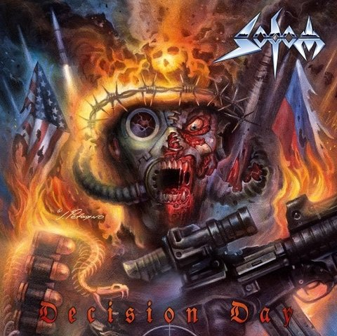 Sodom - Decision Day (Nac/Digipack)