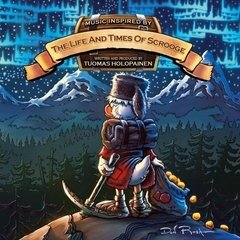 Tuomas Holopainen - The LIfe And Times Of Scrooge (Nac)