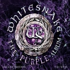Whitesnake - The Purple Album (Deluxe Edition) (CD/DVD) (Nac/Digipack)