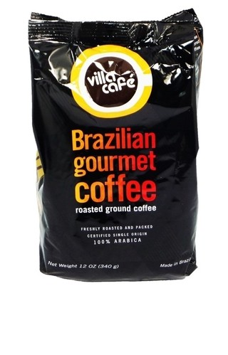 Villa Café roasted and ground 340g