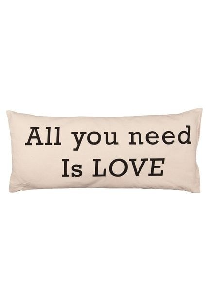 almohadon all you need is love