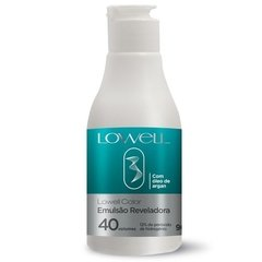 Lowell Color Emulsão Reveladora 90ml - 40 Volumes