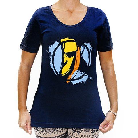 Camiseta New Splash Feminina