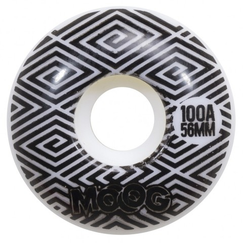 RODA MOOG URETHANE OP ART 56MM na internet