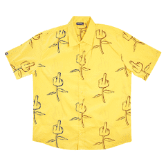 CAMISA HIGH SUMMER ROMANCE YELLOW - comprar online