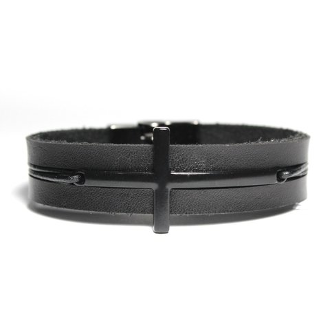 Pulseira Cross Black