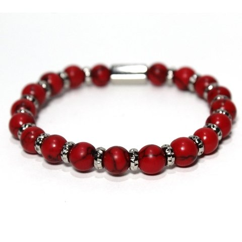 Pulseira Red Lux
