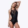 DOUBLE CROCHET BELLY ONE PIECE - comprar online