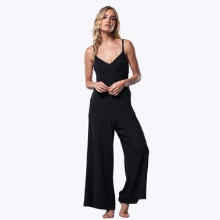BLACK CALIFA JUMPSUIT