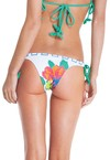 FLOWER TIE SIDE BOTTOM - comprar online