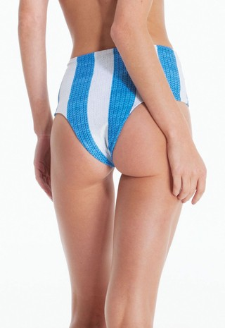 PRINT TRICOT HOT PANTS DOUBLE FACE na internet