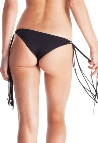 SOLID FRINGE BOTTOM - AMÚ