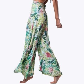 Vegan Flower Pants na internet