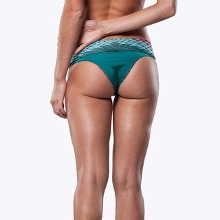 BASKETRY DOUBLE HOT PANT - AMÚ