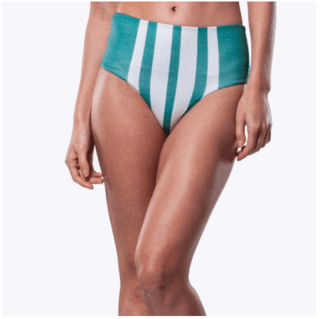 LOCAL STRIPES DOUBLE HOT PANT